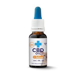 CBD olie voor katten - 400mg